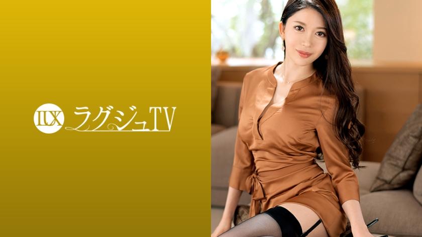 [中字] 259LUXU-1198 外表優美 對男人具有嚴肅的吸引力 擠在你面前的迷人笑容緊緊地握著一個堅硬的大肉棒 就像個蕩婦 Azusa Kanade 32歳 秘書